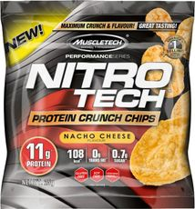 MuscleTech NitroTech Protein crunch chips