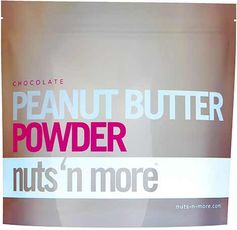 Nuts 'N More Peanut butter powder