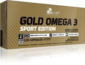 Olimp Sport Nutrition Gold Omega 3 Sport Edition
