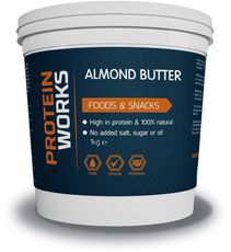 TPW Almond Butter
