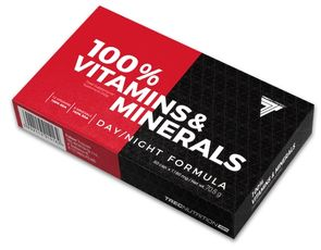Trec Nutrition 100 % Vitamins & Minerals