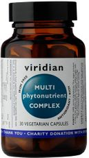 Viridian Multi Phyto Nutrient Complex
