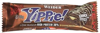 Weider 36% Yippie! Protein Bar