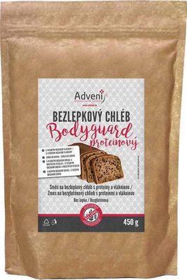Adveni Bezlepkový chléb Bodyguard