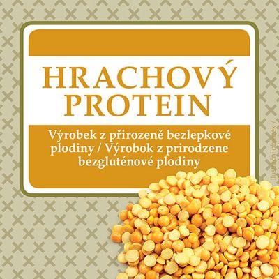 Adveni Hrachový protein