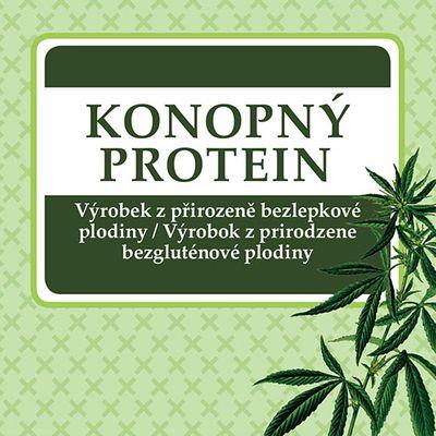 Adveni Konopný protein