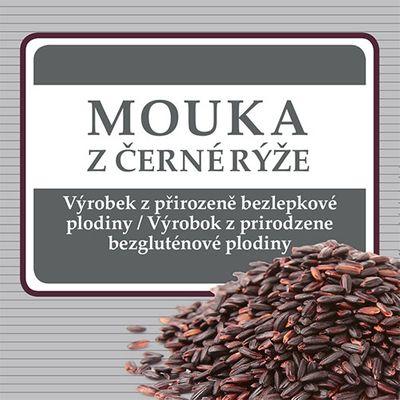 Adveni Mouka z černé rýže