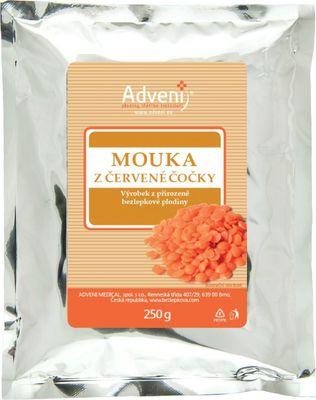 Adveni Mouka z červené čočky