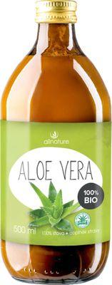 Allnature Aloe Vera šťáva BIO
