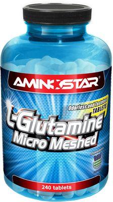 Aminostar L-Glutamine Micro Meshed