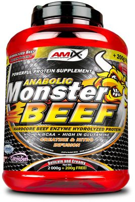 Amix Anabolic Monster Beef 90% Protein