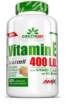 Amix Green Day Vitamin E 400 I.U.