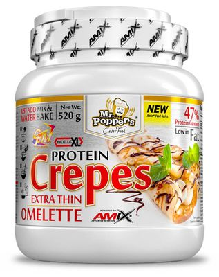 Amix Mr. Popper´s Protein Crepes