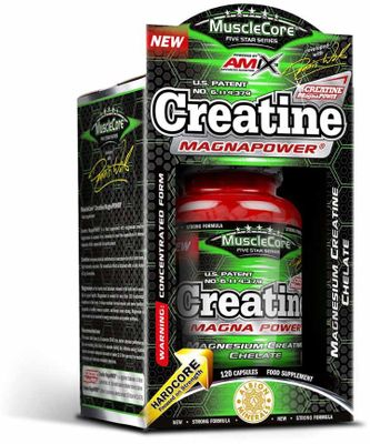 Amix MuscleCore® Creatine MagnaPower™