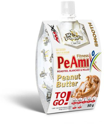 Amix Mr. Popper's PeAmix Peanut Butter