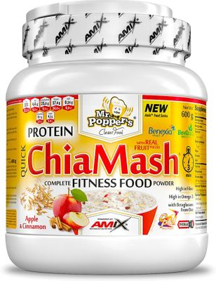 Amix Mr. Popper's Protein ChiaMash