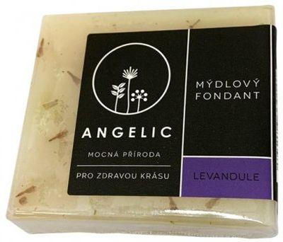 Angelic Mýdlový fondant Levandule