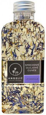 Angelic Sprchové olejové Cuvée Levandule
