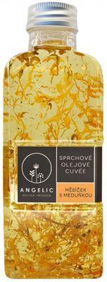 Angelic Sprchové olejové Cuvée Měsíček s meduňkou