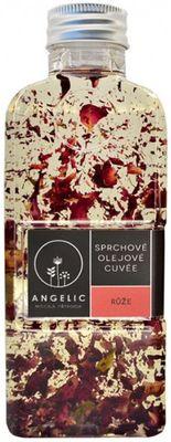 Angelic Sprchové olejové Cuvée Růže