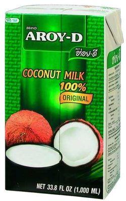 Aroy-D Kokosové mlieko