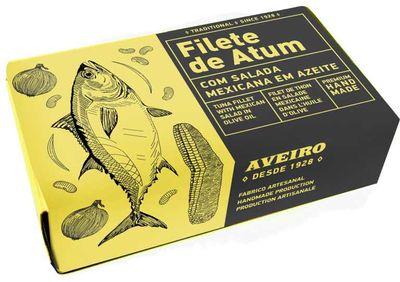 AVEIRO tuňákové filety v olivovém oleji