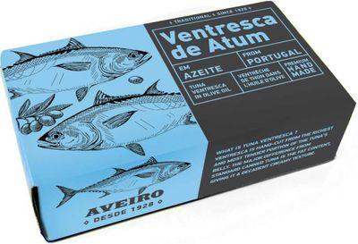 AVEIRO tuňákové filety Ventresca v olivovém oleji