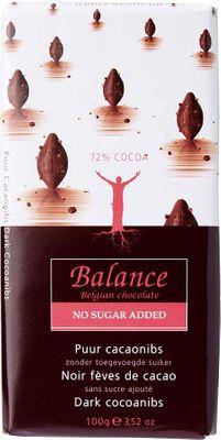 Balance hořká čokoláda bez přidaného cukru