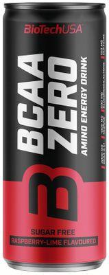 BioTech USA BCAA Zero Amino Energy Drink