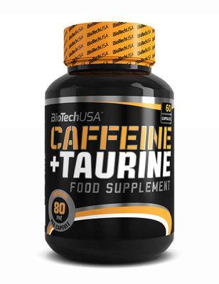BioTech USA Caffeine + Taurine