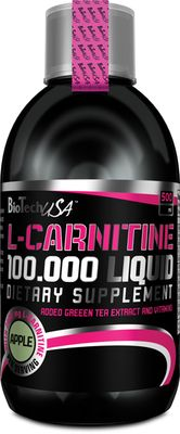 BioTech USA L-Carnitine Liquid 100000