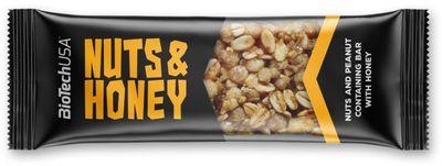 BioTech USA Nuts & Honey