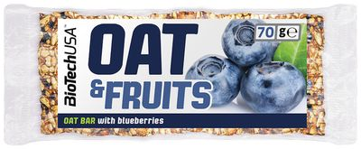 BioTech USA Oat & Fruits