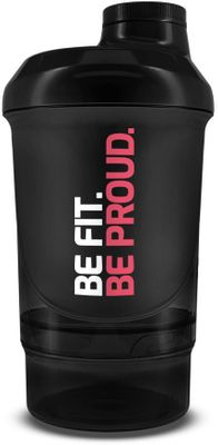 BioTech USA shaker Be Fit Be Proud