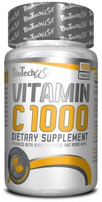 BioTech USA Vitamin C 1000