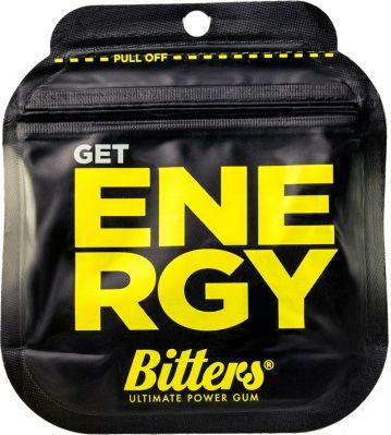Bitters Energetické žvýkačky