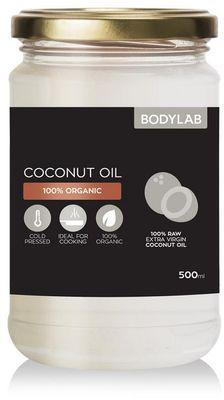 Bodylab 100% Organic Coconut Oil