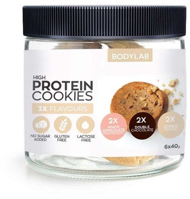 Bodylab High Protein Cookies