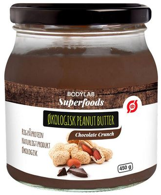 Bodylab Organic Peanut Butter