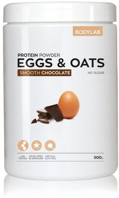 Bodylab Protein Powder Eggs & Oats
