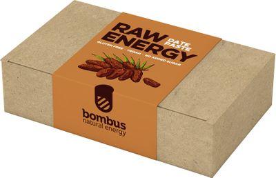 Bombus Raw Energy Datlová pasta