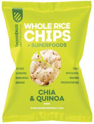Bombus Whole Rice Chips