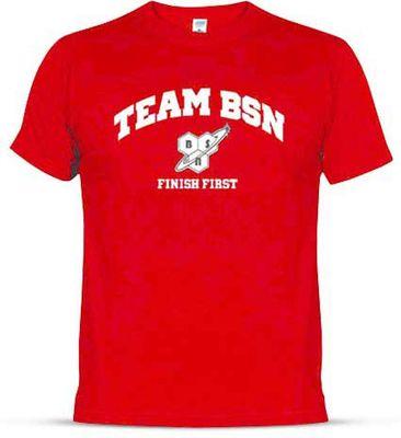 BSN pánské triko Finish first
