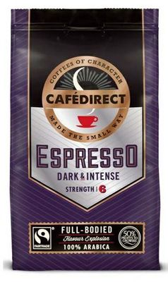 Café Direct Arabika Espresso mletá káva
