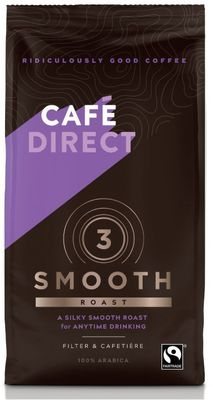 Café Direct Arabika Smooth mletá káva