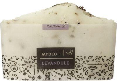 Caltha Mýdlo Levandule