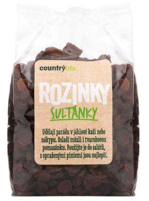 Country Life Rozinky sultánky