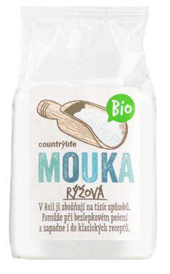 Country Life Mouka rýžová BIO