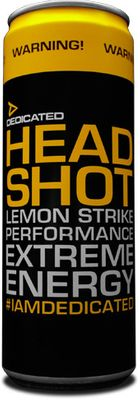 Dedicated Nutrition Headshot Drink