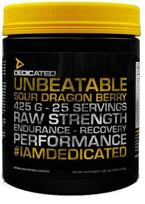 Dedicated Nutrition Unbeatable